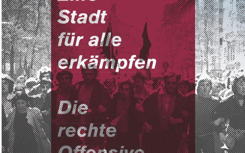 Antikapitalistische Vorabenddemo zum 1. Mai!