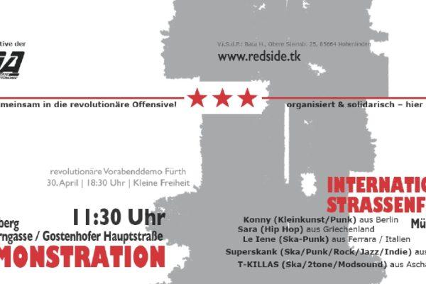 1. Mai 2019 – Gemeinsam in die revolutionäre Offensive!
