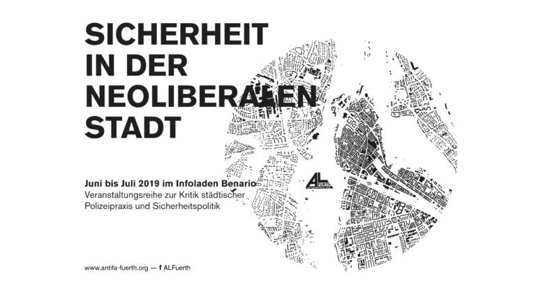 Veranstaltungsreihe: Sicherheit in der neoliberalen Stadt