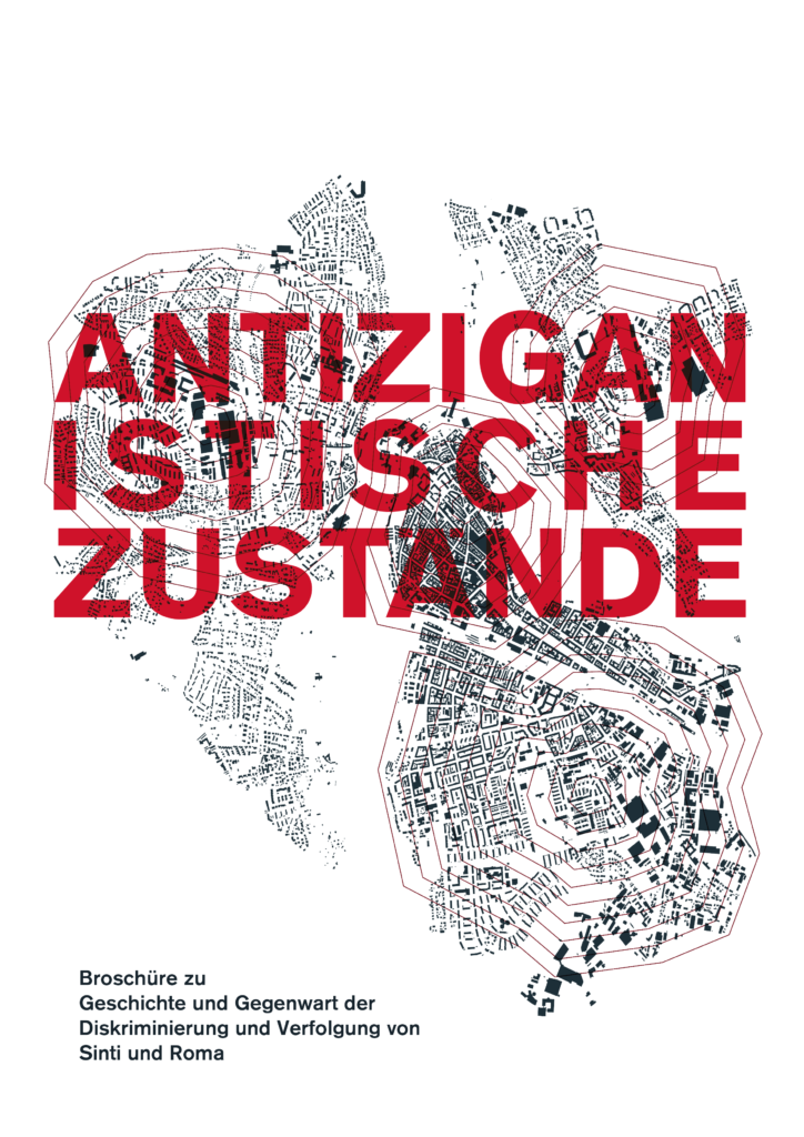 Broschüre Antiziganismus
