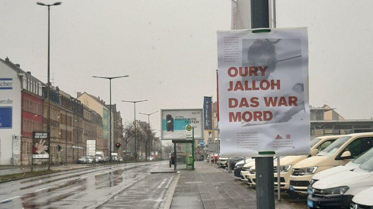 Oury Jalloh: Das war Mord!